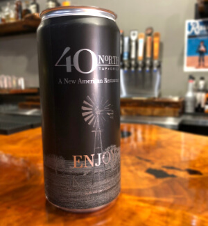 40 North Crowler can